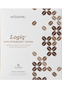 MODERE LOGIQ™ WITH TETRABLEND™ COFFEE